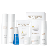 "Atomy Absolute CellActive Skincare Сет ""Премиальный"", 6 шт."