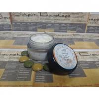 Аюрведический насыщенный крем себо-корректор-DayTime для проблемной кожи, контролирующий жирный блеск с гранулами карите и черным тмином  MADHUBANI «Процветающая», 30 мл