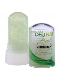 Дезодорант квасцовый с алое-вера, стик 40 г