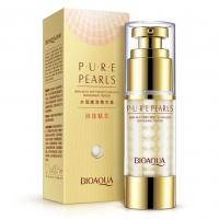 Питательный крем для лица BioAqua Pure Pearls