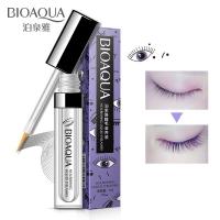 Концентрированная сыворотка Bioaqua Eyelashes, стимулятор для роста ресниц и бровей