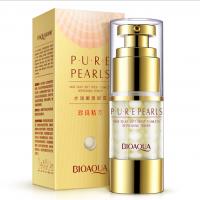Питательный крем для век Bioaqua Pure Pearls