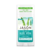 Твердый дезодорант Jason «Алоэ Вера» успокаивающий