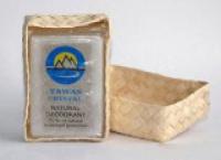 Натуральный квасцовый дезодорант TAWAS