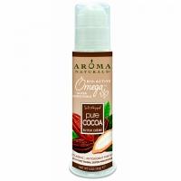 Супер Увлажняющий Крем Aroma Naturals с маслом Какао, 142г