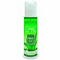 Супер Увлажняющий крем Aroma Naturals  с маслом Алоэ, 142г
