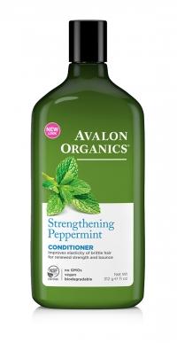 Кондиционер Avalon Organics с маслом мяты укрепляющий