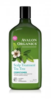 Кондиционер Avalon Organics маслом чайного дерева