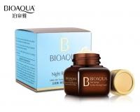Ночной антивозрастной крем для век BioAqua Advanced Night Repair Eye