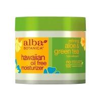 Гавайский увлажняющий крем Alba Botanica Алоэ & Зеленый Чай, 85г