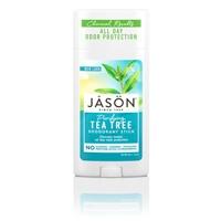 Твердый дезодорант Jason Чайное дерево