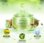 Ночная витаминная маска для лица с экстрактом киви и фильтратом улитки BioAqua Kiwifruit Snail Tender Skin Sleep Mask