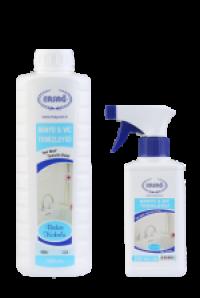 Чистящее средство для ванной и туалета Ersag с весенним ароматом, без аппарата,  1000 мл
