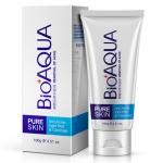 Очищающая пенка для умывания BioAqua Pure Skin Anti-Acne против акне и воспалений 100 мл