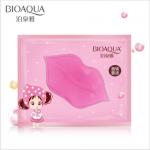 Увлажняющая маска для губ BioAqua с коллагеном