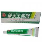 Чудо мазь от кожных заболеваний Fu Le Wang Shuang Ji 15г на китайских травах