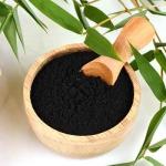 Активированный бамбуковый уголь в порошке, 100г