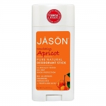 Твердый дезодорант Jason Абрикос