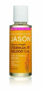 Масло для лица Jason с витамином Е- 45000МЕ