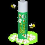 Органический веганский стик-уход для губ лечебный с таману и чайным деревом Sierra Bees
