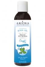 Терапевтическое массажное масло Ментол и травы Extraordinary Body Oil Aroma Naturals