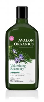 Шампунь Avalon Organics  с маслом Розмарина