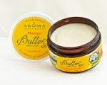 Масло для лица и тела твердое Манго Aroma Naturals Pure Mango Butterx, 95г
