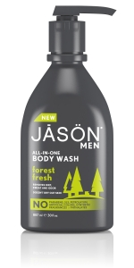 Гель для душа Jason Лесная Свежесть