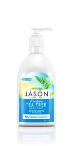 Мыло для рук Jason Чайное дерево антибактериальное