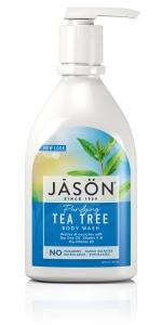 Гель для душа Jason Чайное дерево антибактериальный