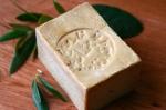 Сирийское Королевское оливковое мыло с маслом королевской сирийской оливки и артишоком SYRIAN ROYAL OLIVE SOAP